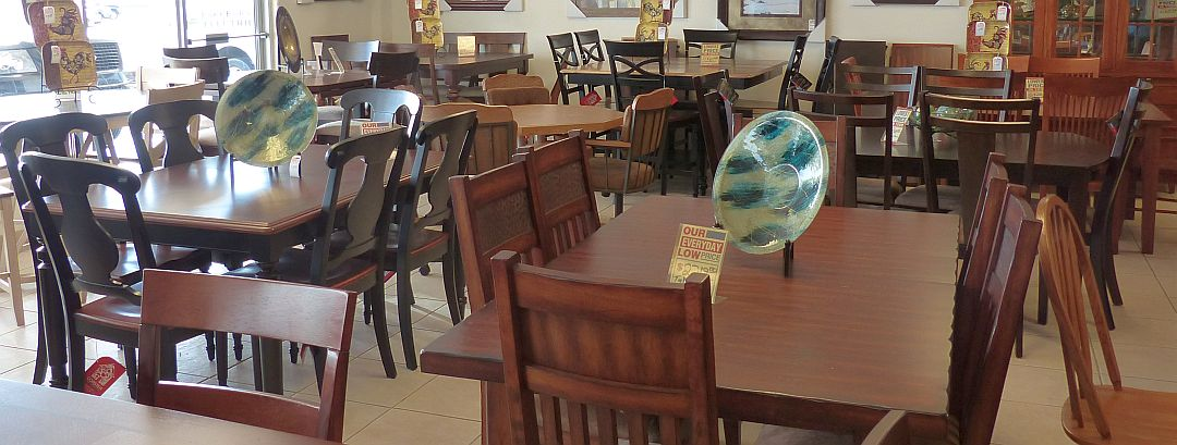Kingman Furniture Store Tour